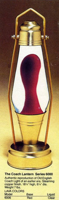 50th Anniversary Of The Lava Lamp A History And 12