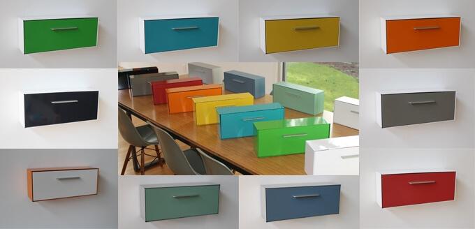 modern wall mount mailbox. Modbox Modern Wall Mount Mailbox W