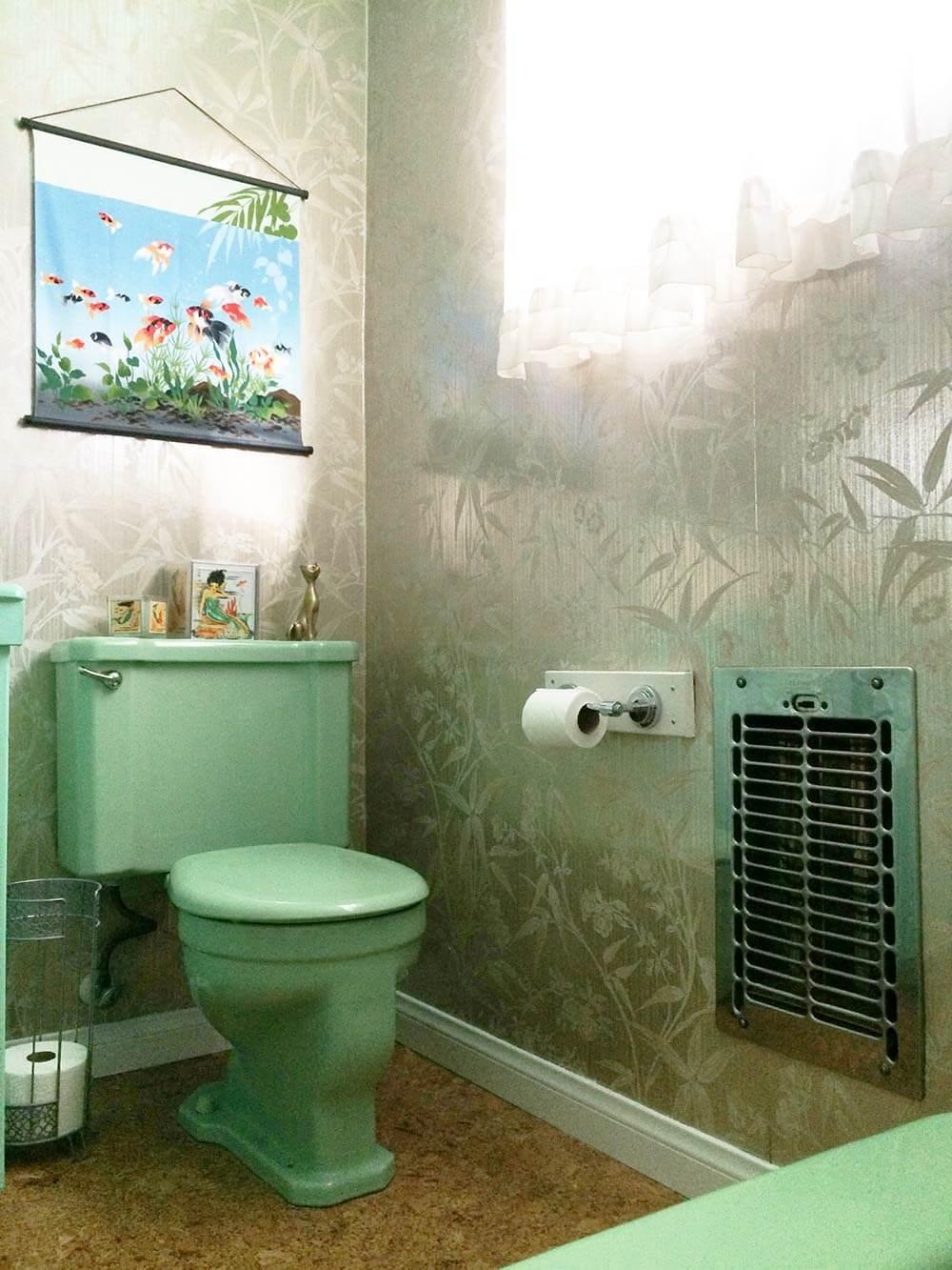 Stunning midcentury bathroom midcentury bathroom