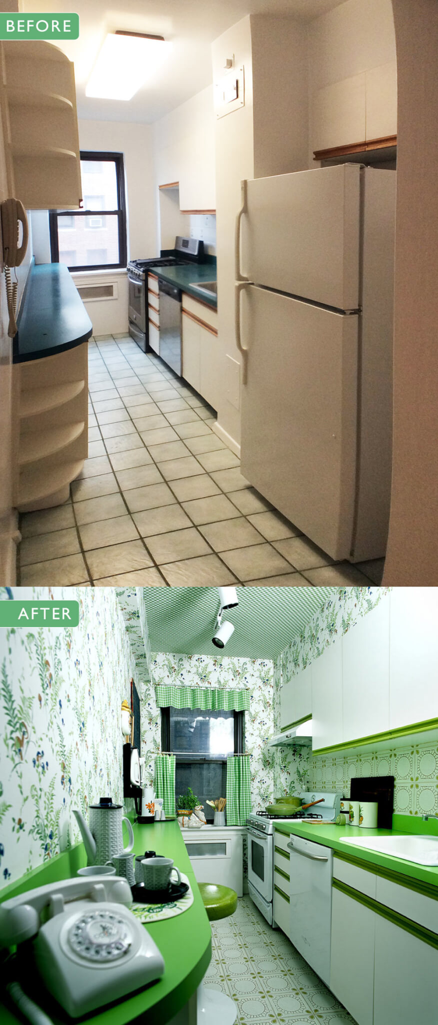 ben sander kitchen design before and after