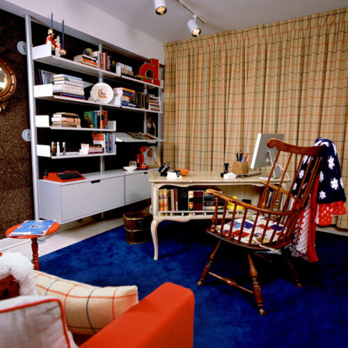 retro mod decor