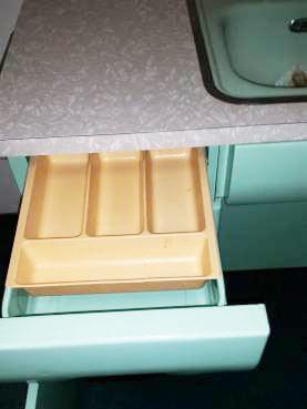 "Craigslist Com Sacramento >> Five vintage Lavanette ""Vanette"" bathroom vanities - oh my ..."