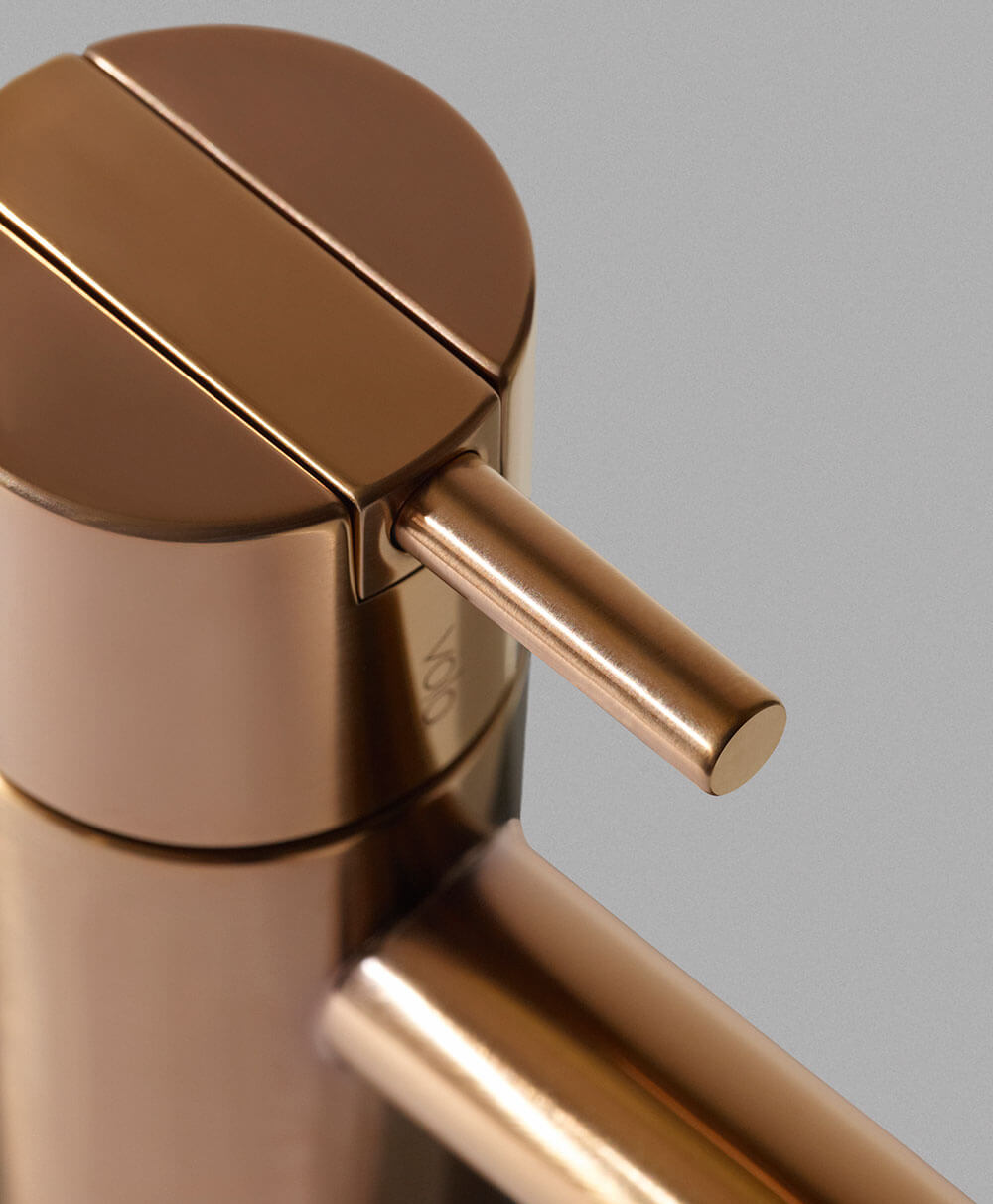 Vola Bath And Kitchen Faucets Designed By Arne Jacobsen