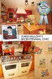Kara Vallow's Bicentennial Chic kitchen remodel — winner of The Hard Way Award – Kitchens for 2015
