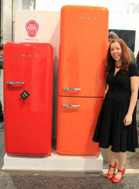 smeg refrigerators with kate