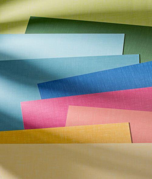 colorful laminate retro