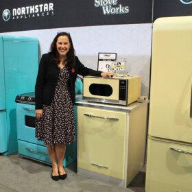 northstar refrigerator microwave and dishwasher