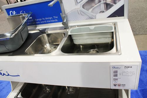 stainless steel drainboard sinks