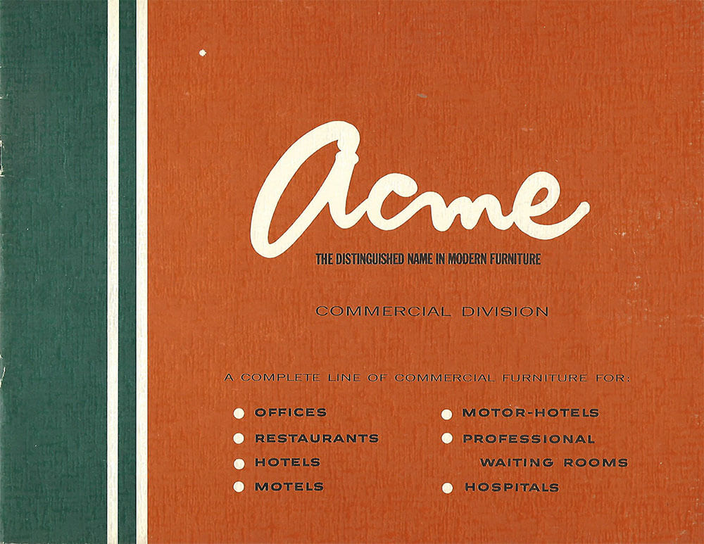 Still In Production After Nearly 70 Years Acme Chrome