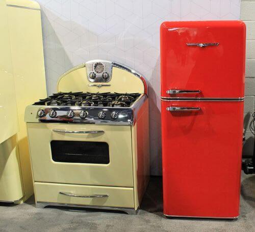 Vintage Kitchen Appliances: Northstar Vintage Style Kitchen Appliances From Elmira