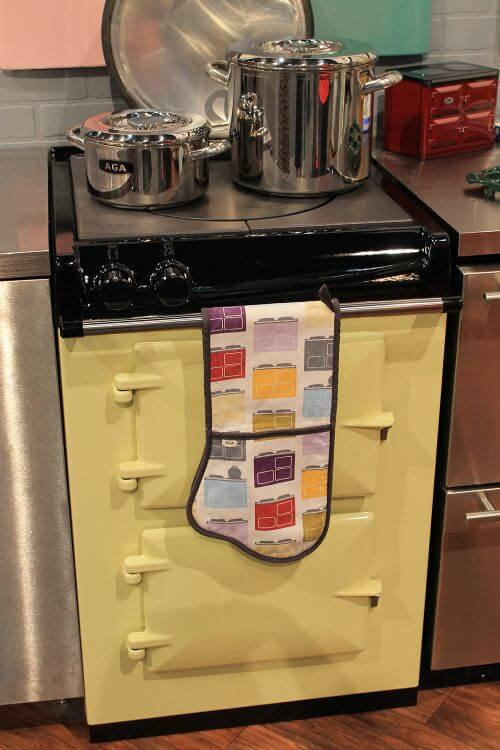 Colorful appliances