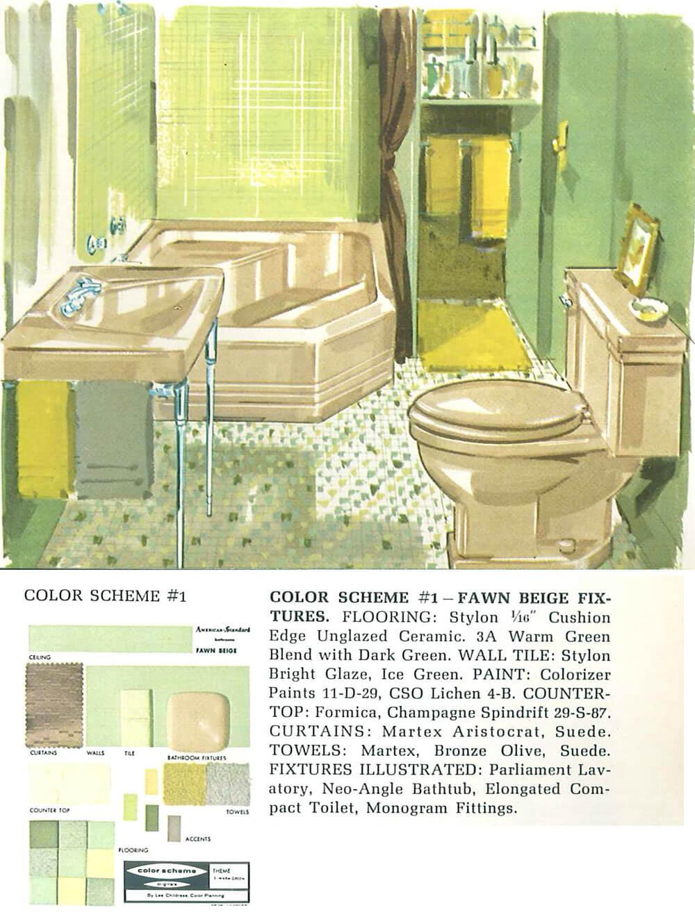Amazing vintage Beige bathroom vintage Beige bathroom vintage Beige bathroom
