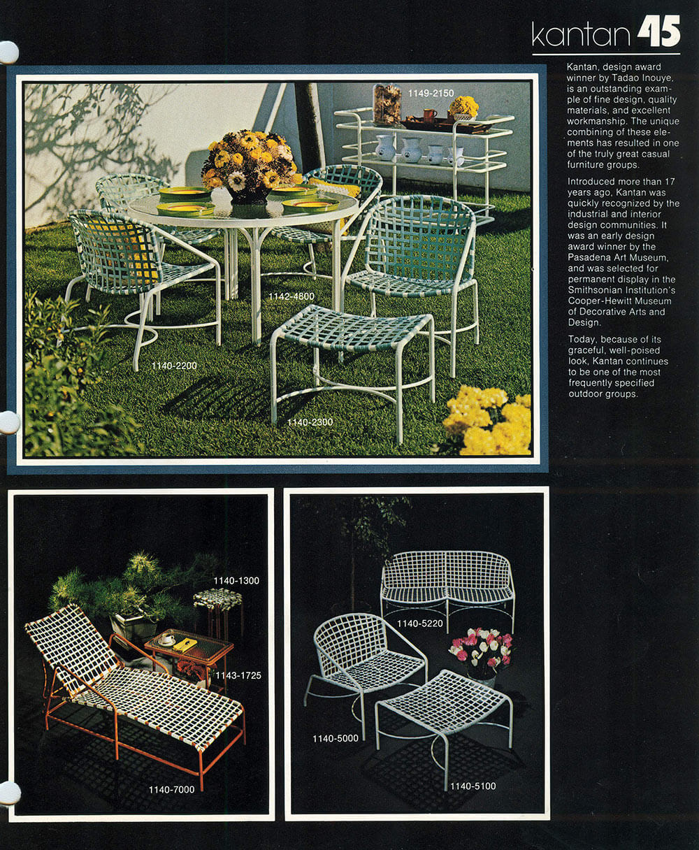 Vintage Patio Furniture Vintage Patio Furniture. In 2013, Brown Jordan ...