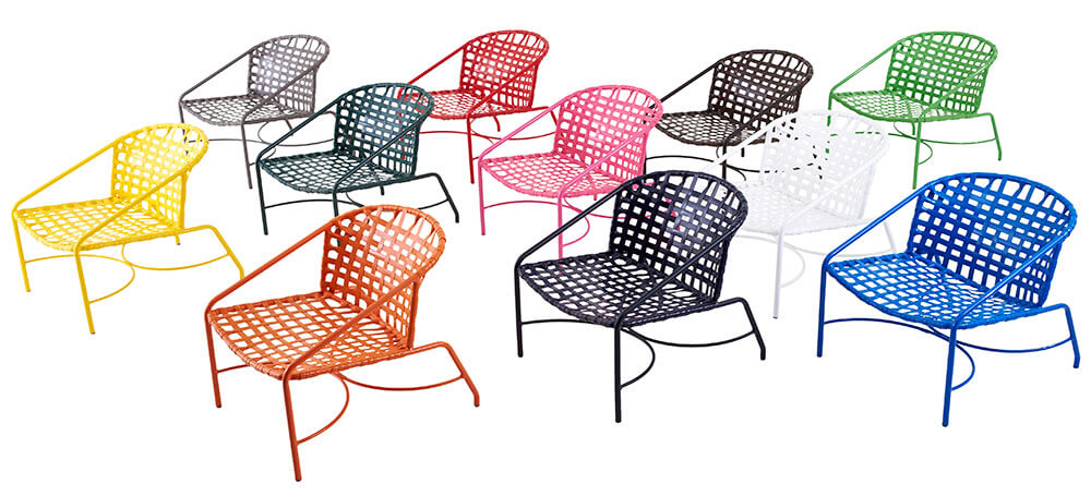 Spectacular vintage patio furniture