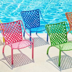 midcentury patio furniture