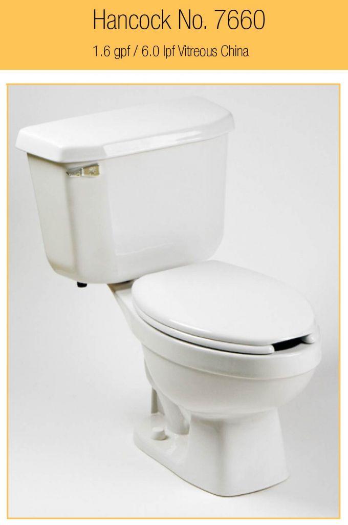 peerless hancock toilet