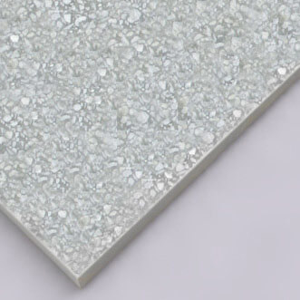 terrazzo shower bases in 30 sizes and shapes - retro renovation - Terrazzo Shower Base