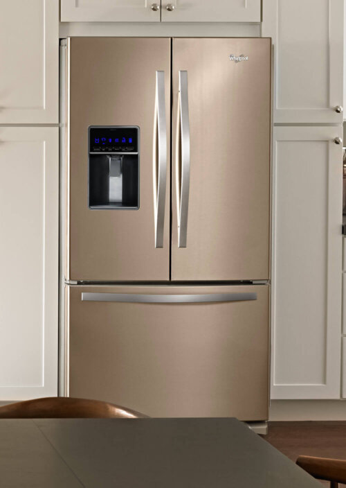 Sunset Bronze appliance