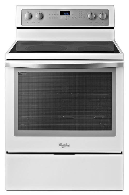 Whirlpool Kitchen Appliances White Ice