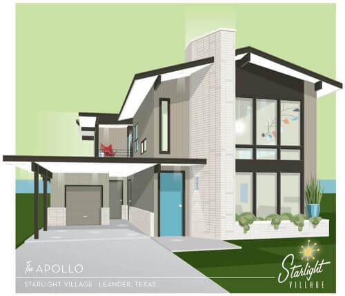 midcentury modern homes