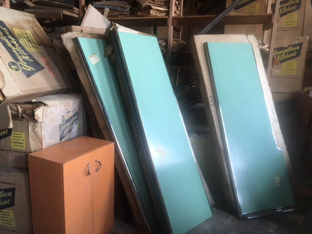 Nos Warehouse Full Of Youngstown Diana Countertops