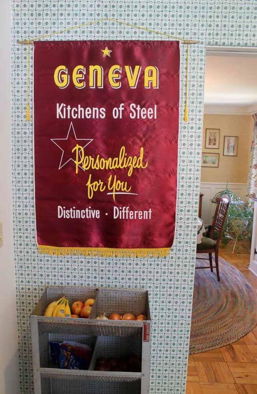 geneva steel kitchen cabinets advertising banner