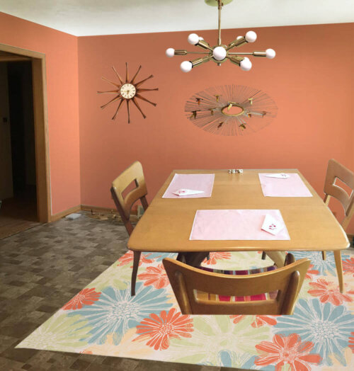 midcentury-kitchen-coral