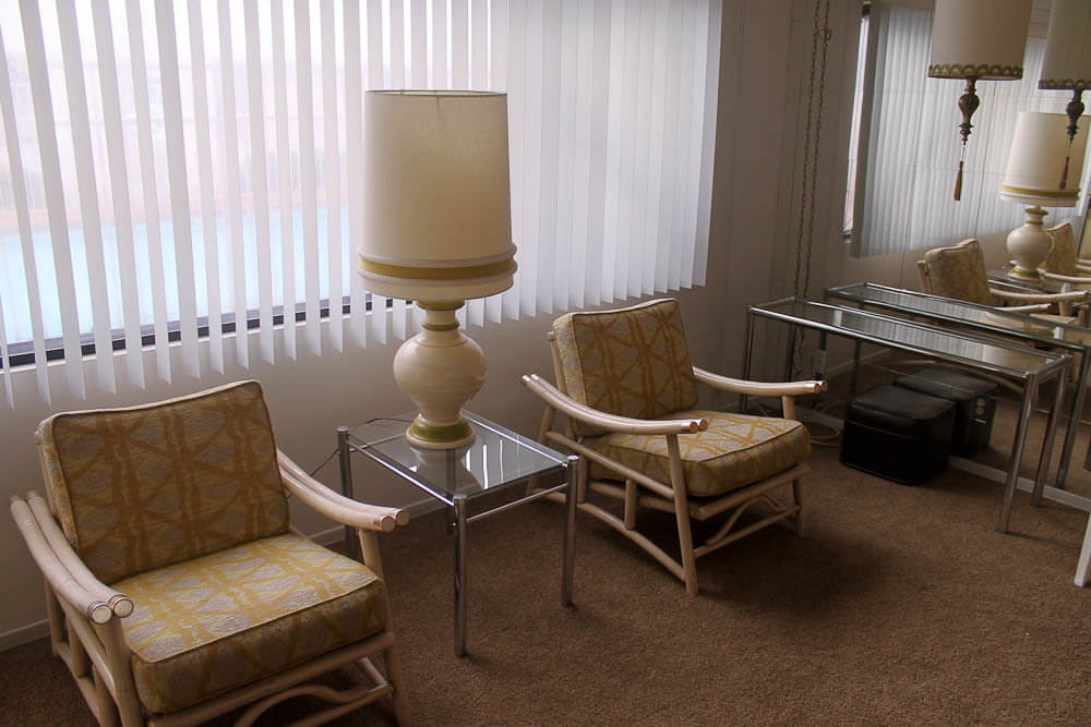 A look inside The Rexford - a quintessential midcentury modern Las ...