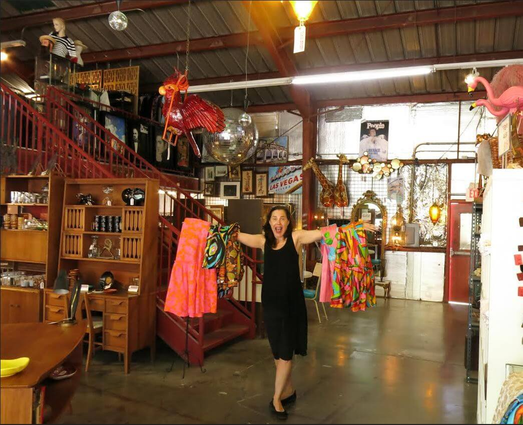 Sintage Store Tour In May