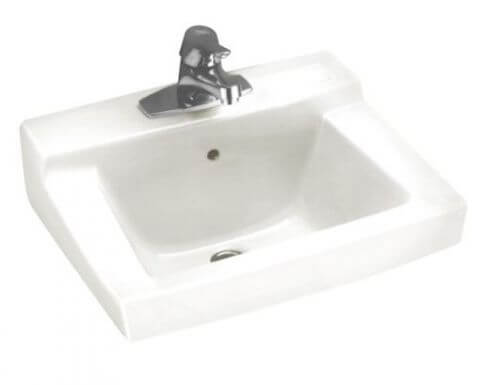 american standard wall mount sink