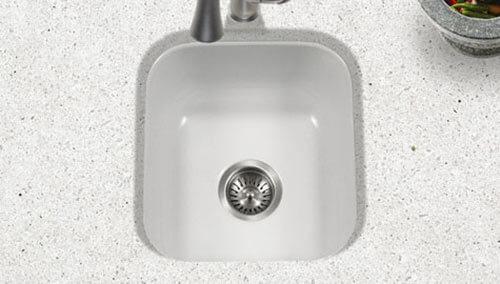 Porcelain Enamel Kitchen Sinks In 3 Styles 8 Colors