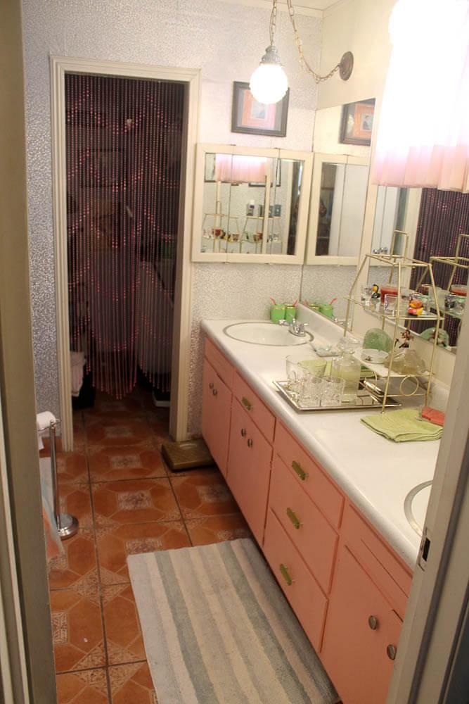 Perfect The bathroom