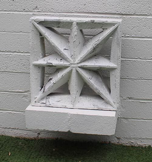 decorative breeze blocks