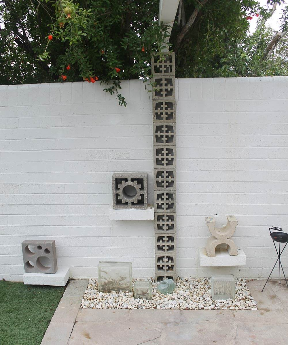 34 Designs Of Breeze Block In Jack Levine S Collection
