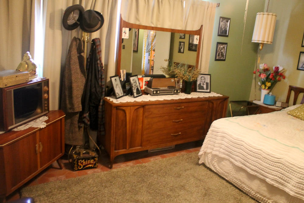 Trend midcentury modern dresser retro design bedroom