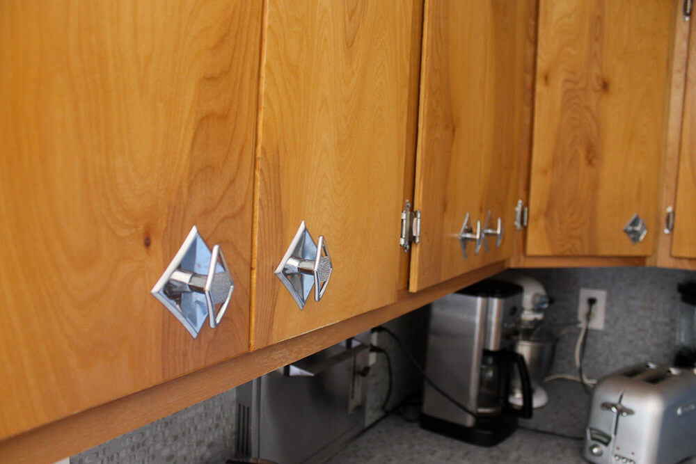 Birch Cabinets Transform Heidi Scott S 1950s Kitchen