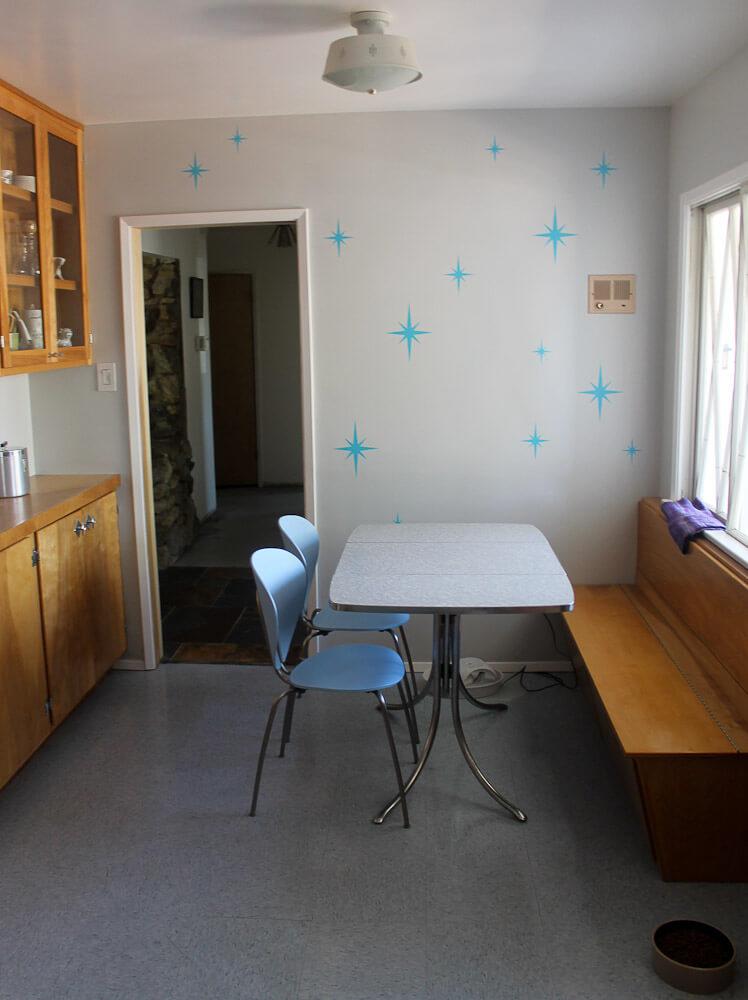 Birch Cabinets Transform Heidi Amp Scott S 1950s Kitchen
