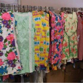 vintage dresses galore