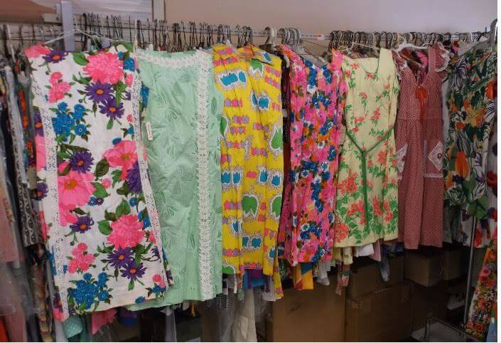 vintage dresses galore