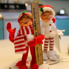 annalee christmas dolls