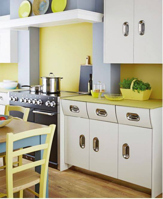 English Rose Vintage Style Kitchen Cabinets From John Lewis Of Hungerford