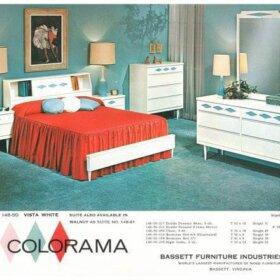 bassett colorama furnitures