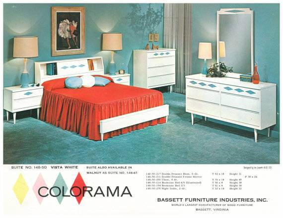 bassett colorama furnitures
