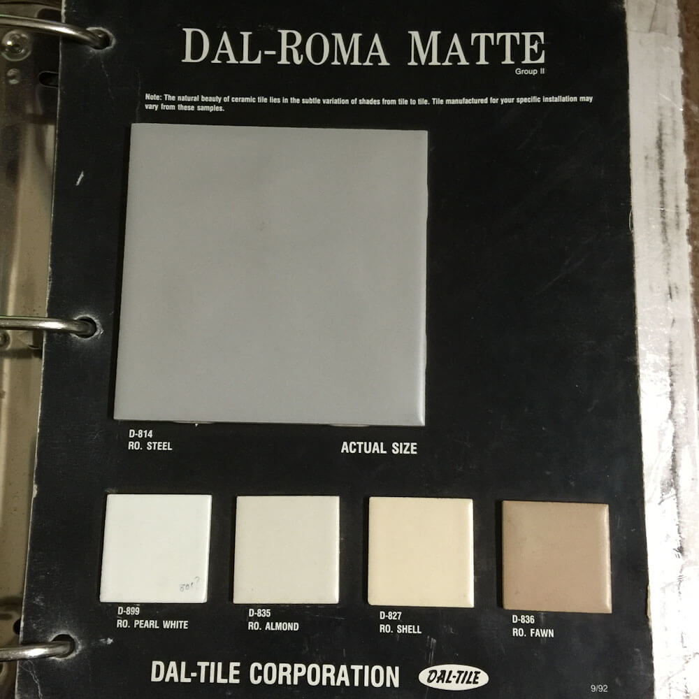 Another Potential Source For Hardtofind Vintage Replacement Tile - Finding replacement bathroom tiles