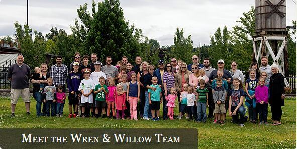 wren and willow team