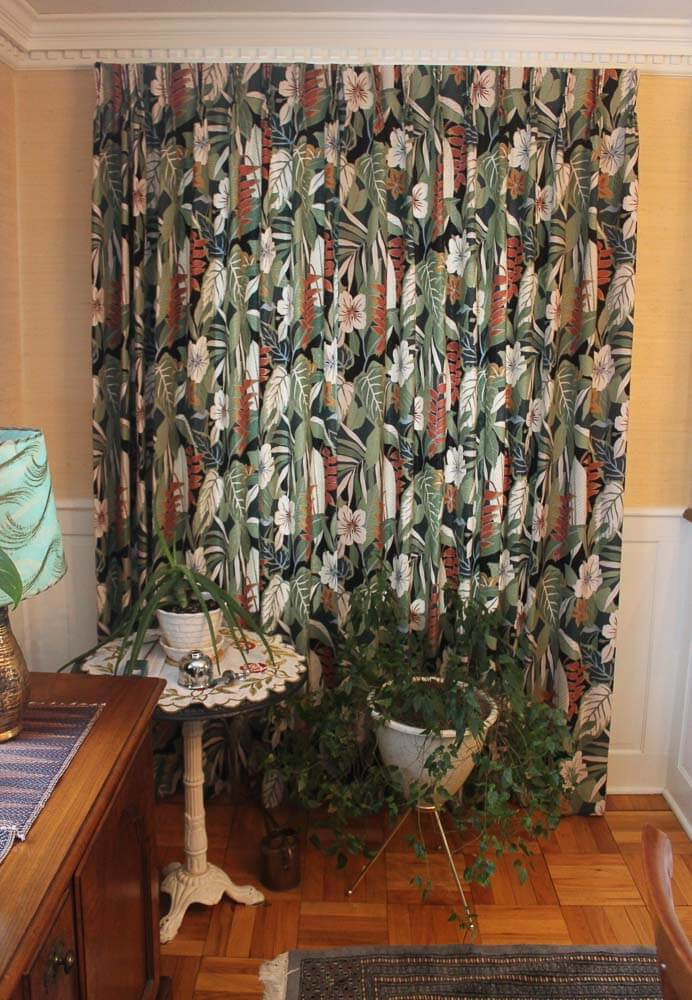 Tiki Style Fabric From Tommy Bahama Retro Renovation