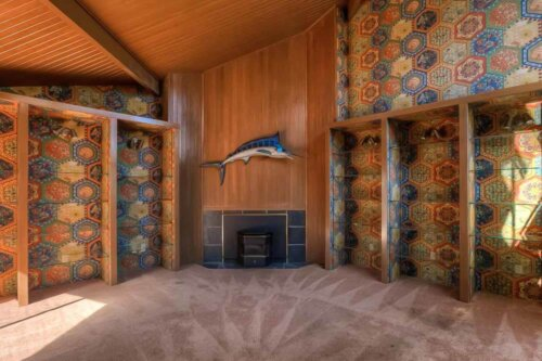 1970S House Magnificent Tour De Force 1970S Interior Design In This 1976 Time Capsule 2017