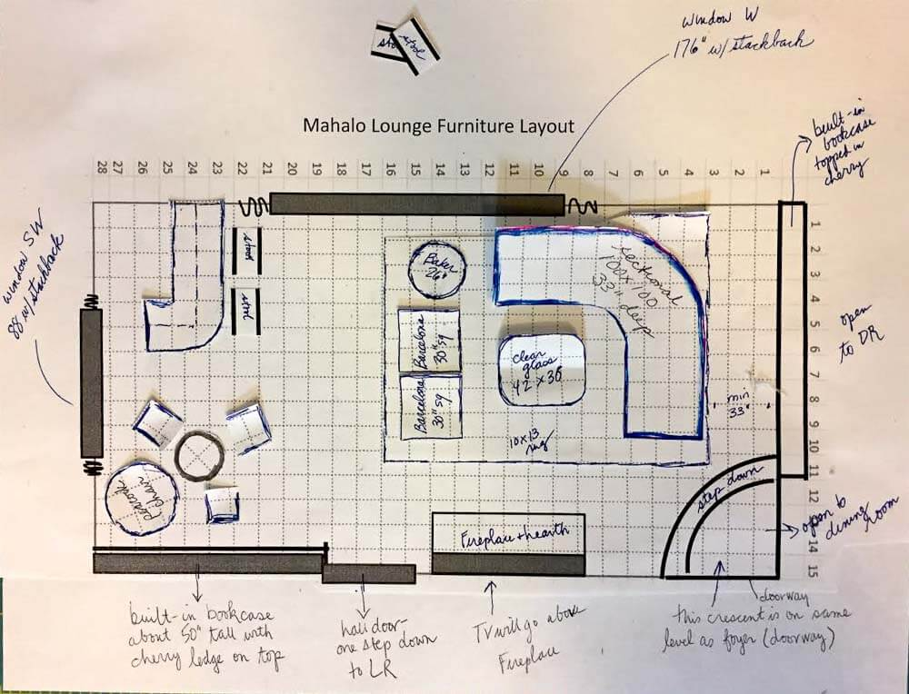Three ways to do the bar area in my mahalo lounge which for Furniture layout