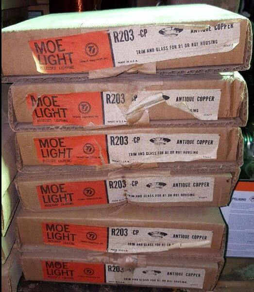 vintage moe lighting