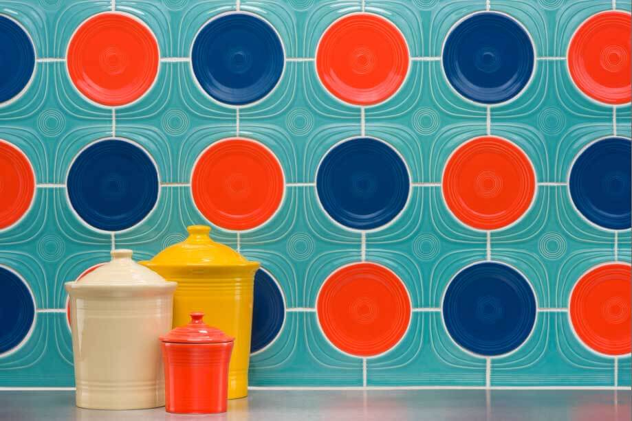 Fiestaware Tile Is Now Available For Pre Order 4 Designs